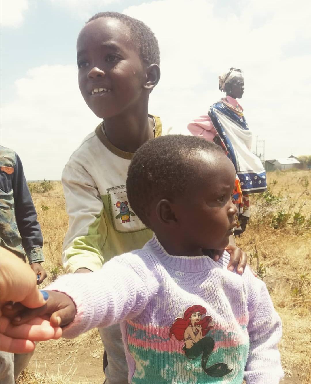 Il mio viaggio in Kenya